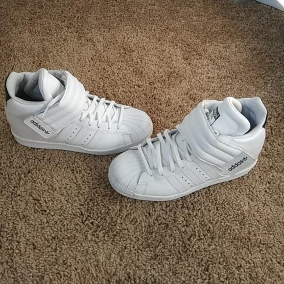 adidas Shoes | Adidas Hightop Superstar